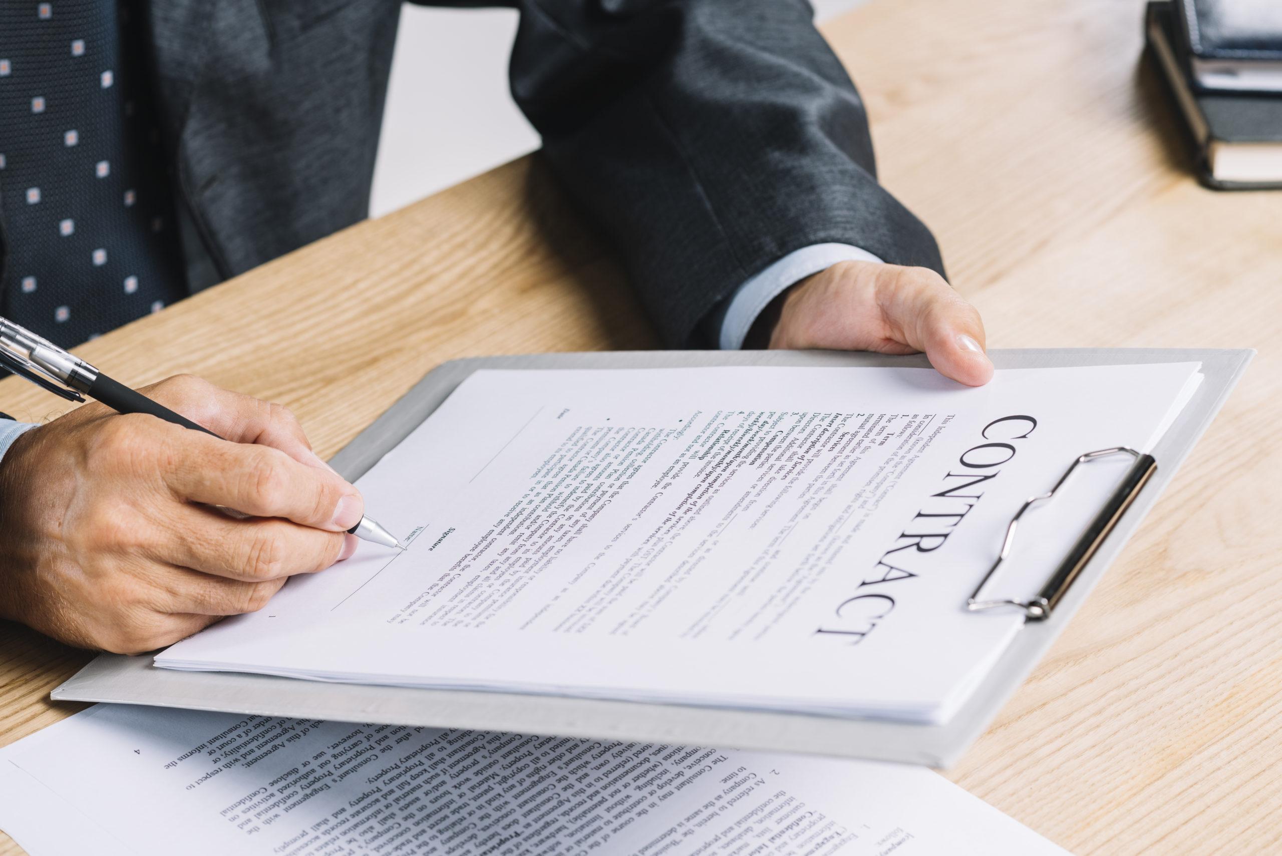 Брачный договор – что это такое?