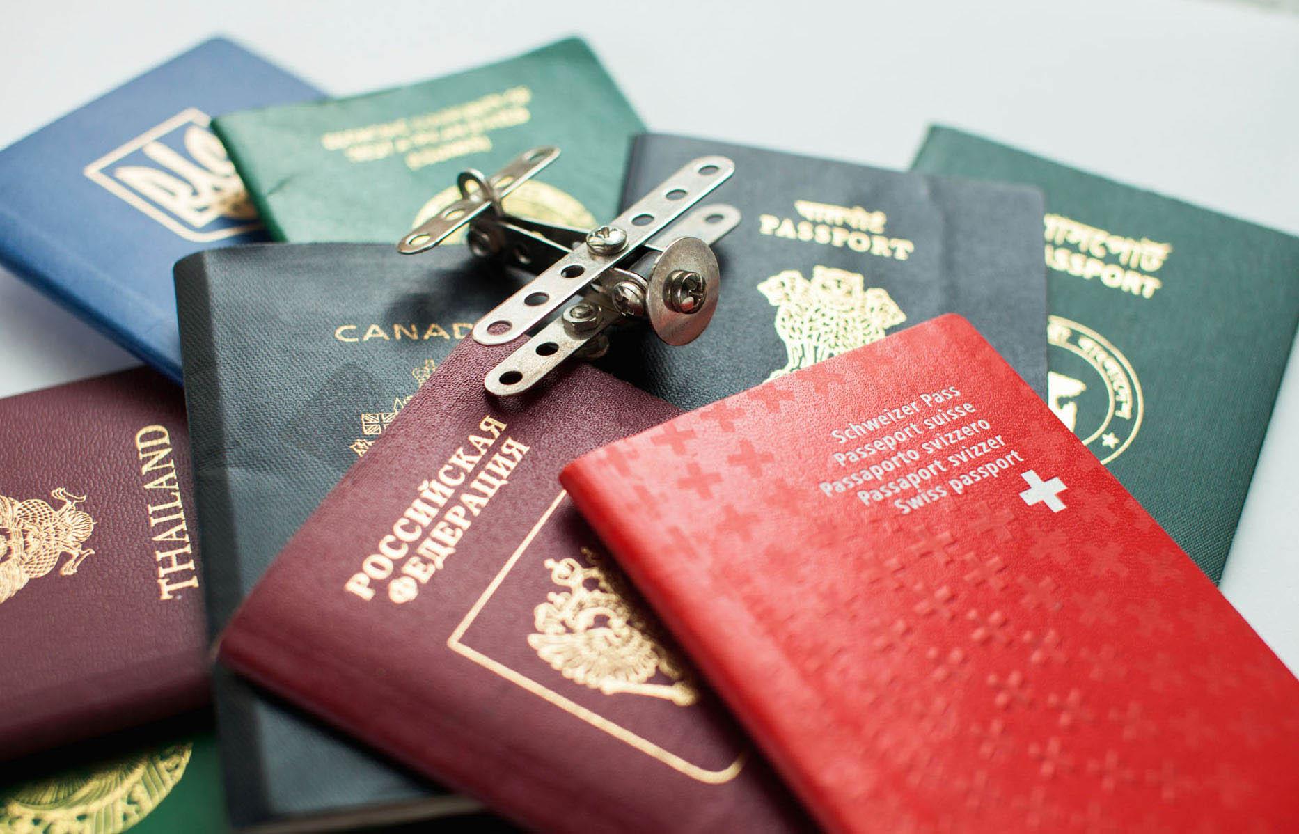 Двойное гражданство и налоги