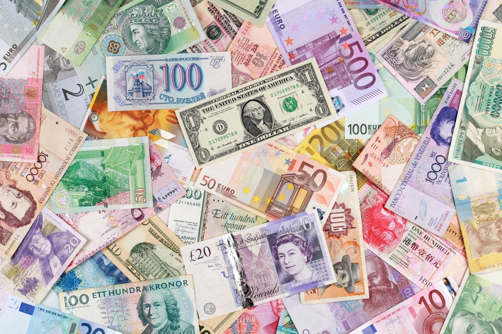 Органы валютного регулирования